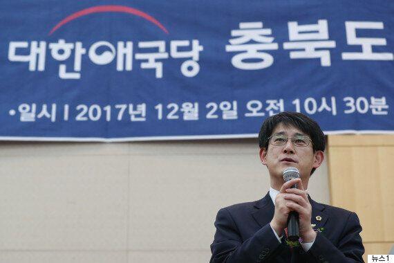 '레밍' 발언 김학철 도의원은 아직도
