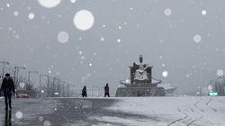 서울에 올겨울 가장 많은 눈이