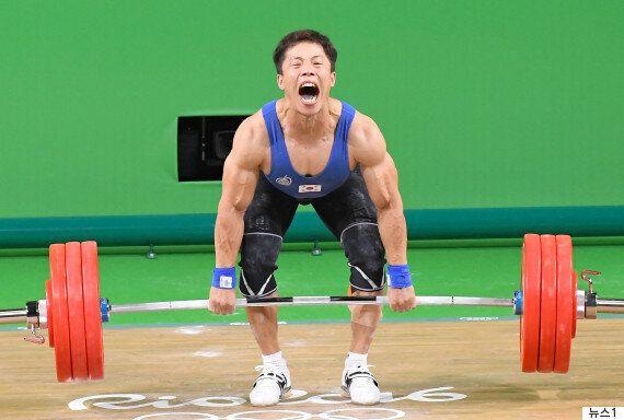 한국이 이번 세계역도선수권에서 선전한