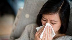 감기에 이미 걸린 사람을 위한 결정적 팁