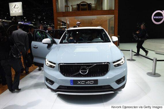 볼보가 새로 출시할 소형 SUV XC40에 '구독' 서비스를