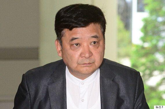'탄핵 반대' 폭력시위 주도 '박사모' 회장 징역
