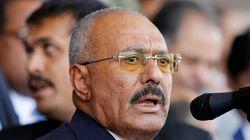 후티 반군이 살레 전 예멘 대통령을 살해했다고