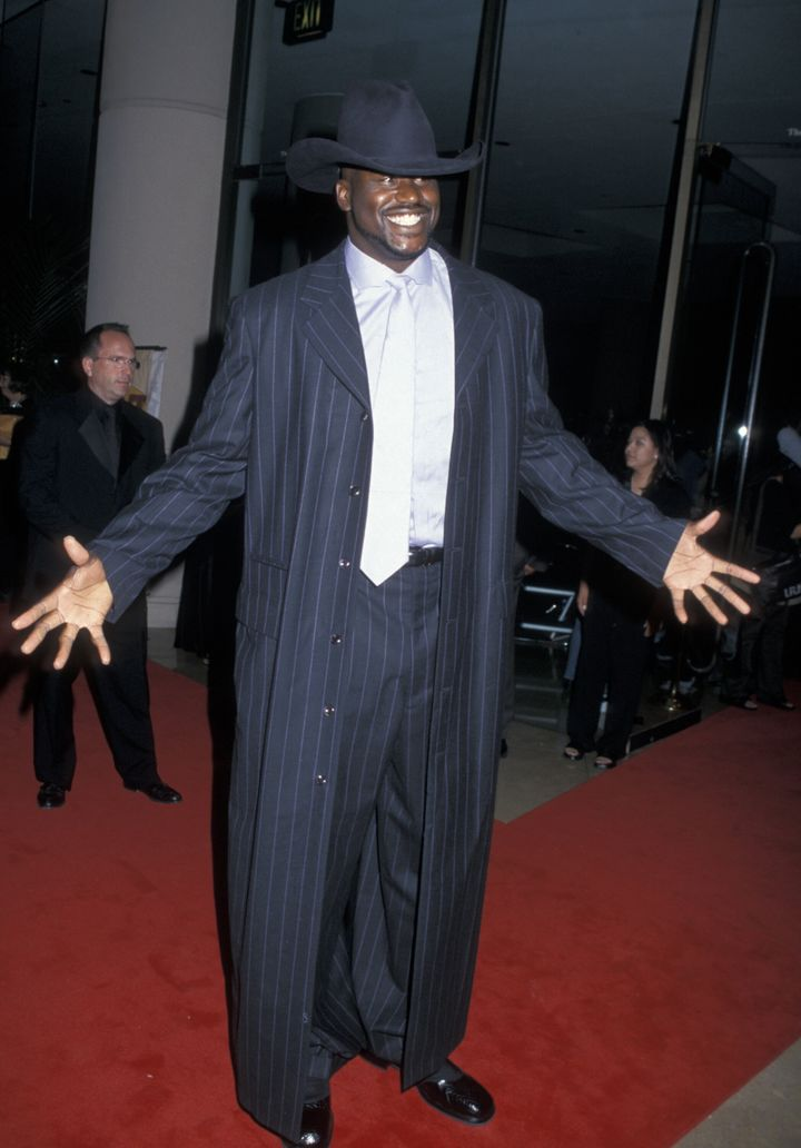 O'Neal attending the 15th Annual American Cinematheque Awards honoring Bruce Willis on Sept. 23, 2000 in Beverly Hills.