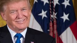 '트럼프'가 이스라엘에 행복을