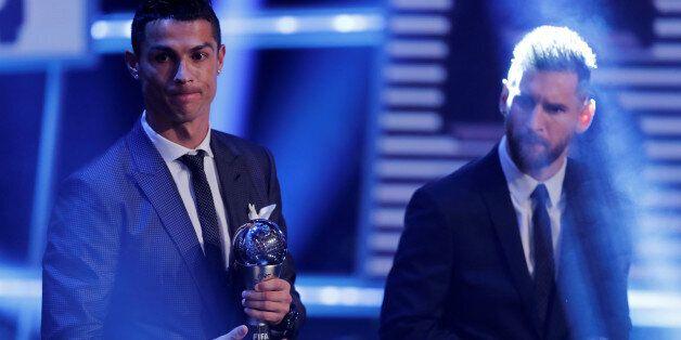 Soccer Football - The Best FIFA Football Awards - London Palladium, London, Britain - October 23, 2017...
