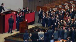 법인세법, 자유한국당 표결했다면