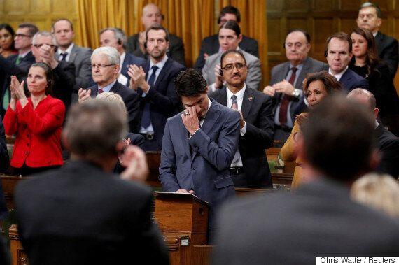 쥐스탱 트뤼도가 마침내 캐나다 정부의 'LGBTQ 탄압' 과거사를 공식