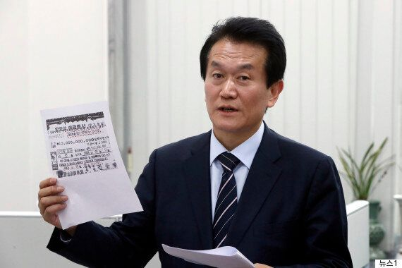 박주원이 국민의당 최고위원직을