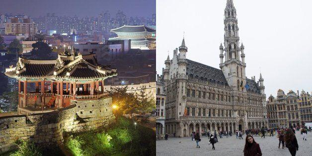 경기도와 벨기에 브뤼셀의