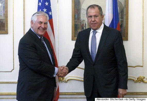 러시아 외무장관,