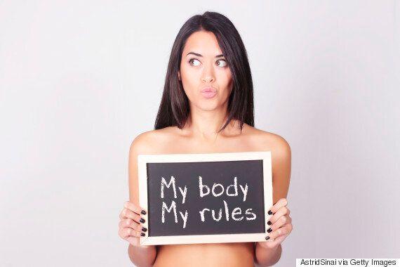 여성의 신체는 권력이 될 수