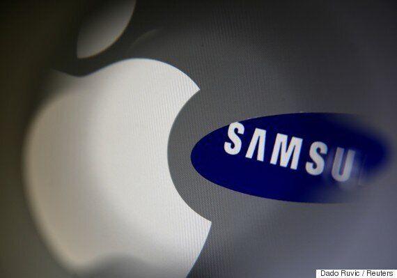 삼성, 갤럭시S8보다 아이폰X로 돈 더
