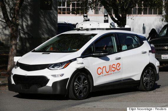 지엠이 2019년부터 자율주행 택시서비스를 시작하겠다고