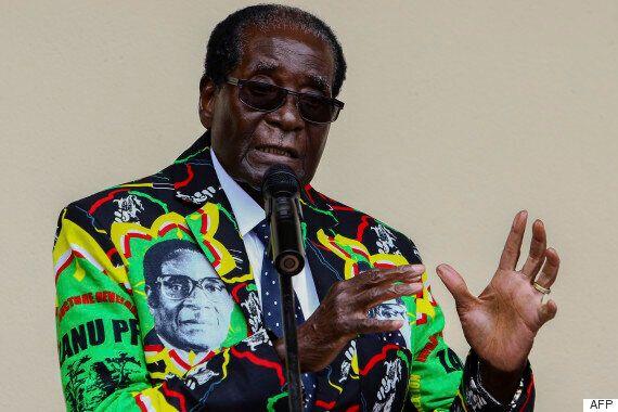 짐바브웨 37년 장기집권