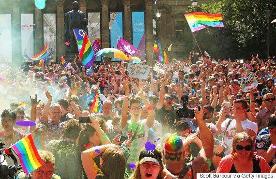 호주 국민 다수가 동성결혼 법제화에 '찬성' 표를
