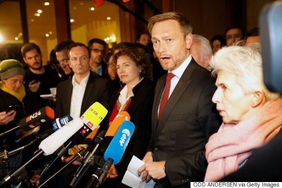 독일 연정구성 협상이 결렬됐다. 메르켈 최대의