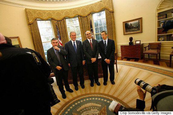 트럼프가 '노벨상 축하연'을 안 하겠다고 하자 수상자들이 '초청해도 안 간다'고