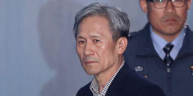 여론조작 개입 혐의 김관진 전 국방부 장관이