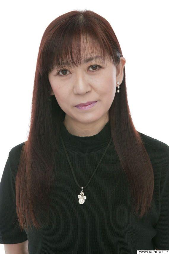 '드래곤볼'의 부르마 목소리 연기한 성우 츠루 히로미가