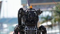 로봇 '아틀라스'가 공중제비 하는 법을