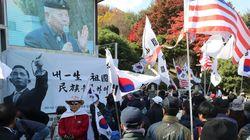 이 사람들이 '박정희 탄생 100돌 기념식'에 모인 이유