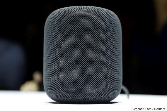 애플의 인공지능 스피커 '홈팟' 출시가