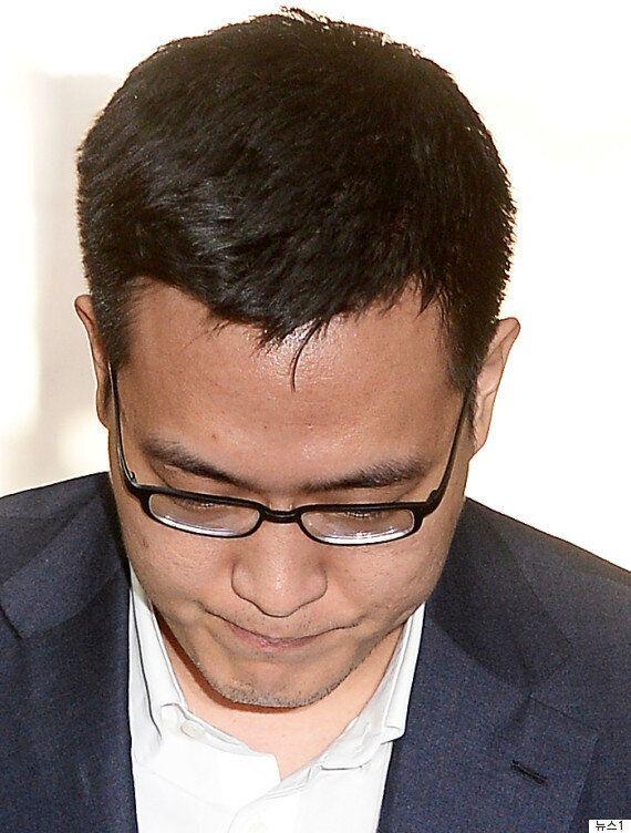 김승연 회장 셋째 아들이 변호사를 때리며 한