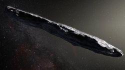 외계에서 온 첫 '인터스텔라 소행성'의