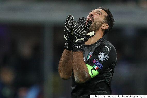 이탈리아가 월드컵 본선에 가지 못한다.