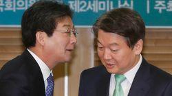 유승민이 전한 '국민의당 통합' 바른정당