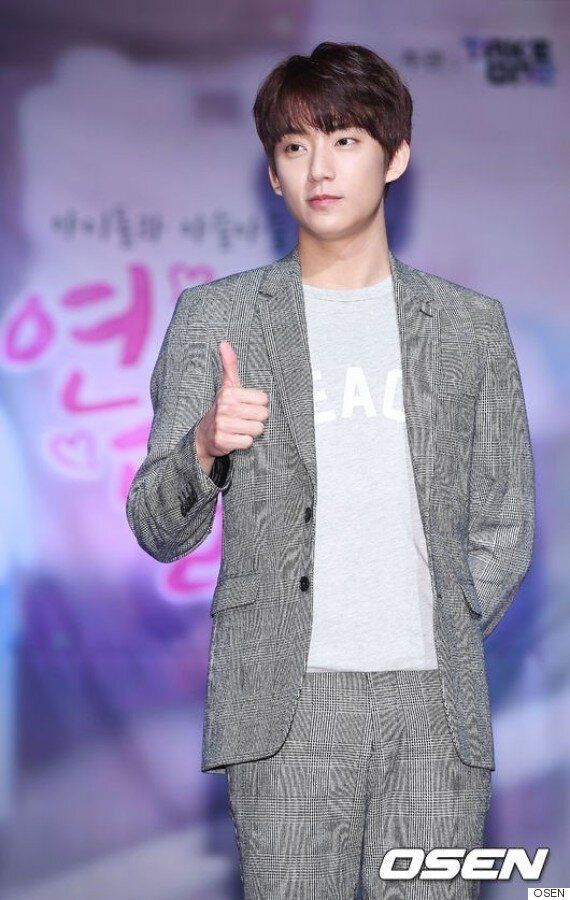 [공식사과 전문] B1A4 공찬, 팬 결제 논란..