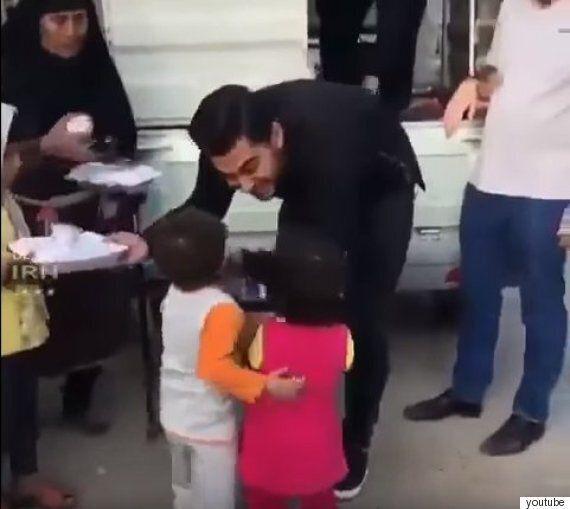 지진에서 살아남은 5살 아이가 친구를 위해 한