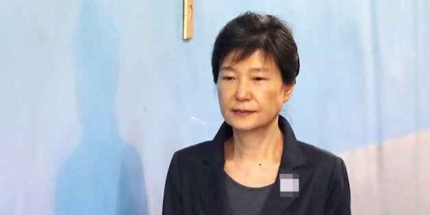 박근혜 전 대통령 '건강상 이유'로 재판