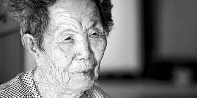 위안부 피해자 이기정 할머니