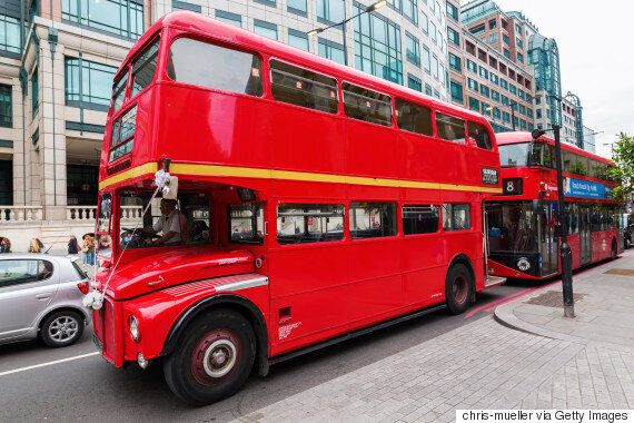 런던 버스가 새로 채택한 연료는
