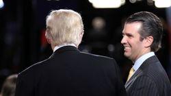 트럼프 Jr.와 위키리크스가 'DM'을