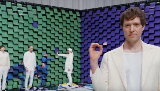 OK Go가 정말 '뮤비 찍으려고 음악한다'는