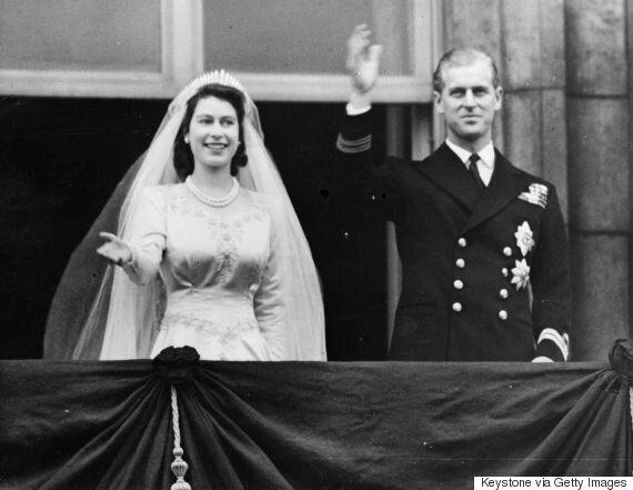 결혼 70주년 맞은 영국 여왕 부부의 새로운 커플