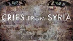 [허프인터뷰] 7년간 지속되고 있는 시리아 내전은 소년들의 낙서로