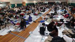 체육관에서 만난 포항 시민들이 말하는 지진