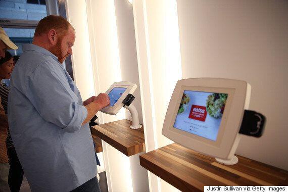 미국의 와우바오가 이트사의 무인 레스토랑 시스템을 적용하기로