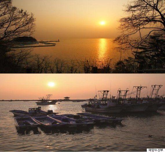 한국 바다에서만 즐길 수 있는 놀라운 겨울 여행
