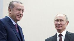러시아와 터키 정상이 양국 관계 정상화
