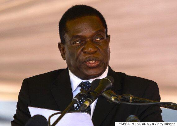 '37년 독재' 짐바브웨 무가베가 자진사퇴를 거부했다. 남은 건