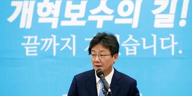 바른정당 새 대표 유승민은 자유한국당·국민의당과 통합을 논의할