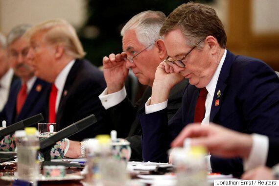 '강경파' 라이트하이저가 트럼프 정부 무역 정책을 주도하는 핵심 실세로