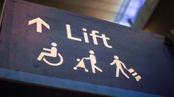 한국과 일본을 휠체어로 다녀