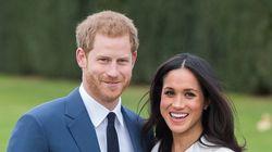 영국 해리 왕자가 메건 마크리에게 청혼한