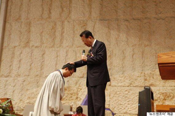 명성교회 담임목사에 김하나가 취임해 '부자 세습'을